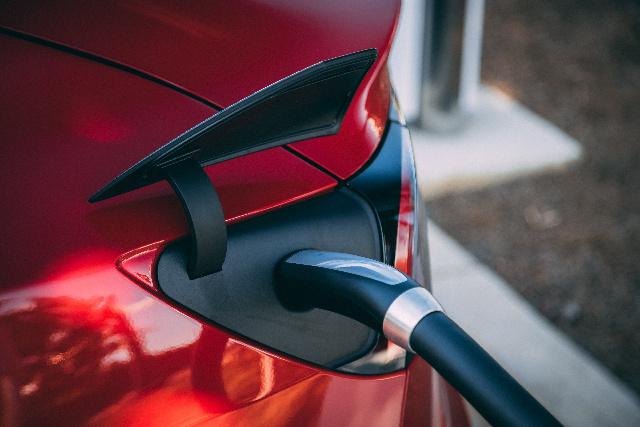 Recàrrega de vehicles elèctrics