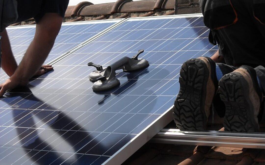 Panells solars tèrmics