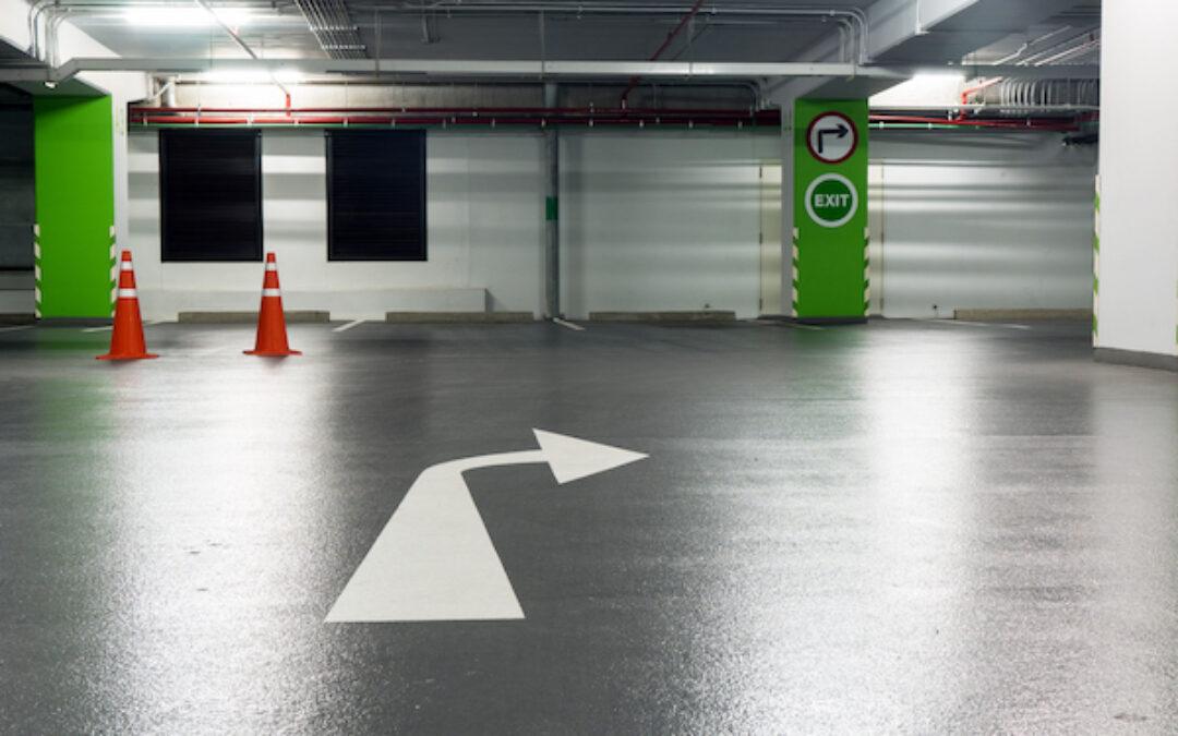 Asfaltat del garatge