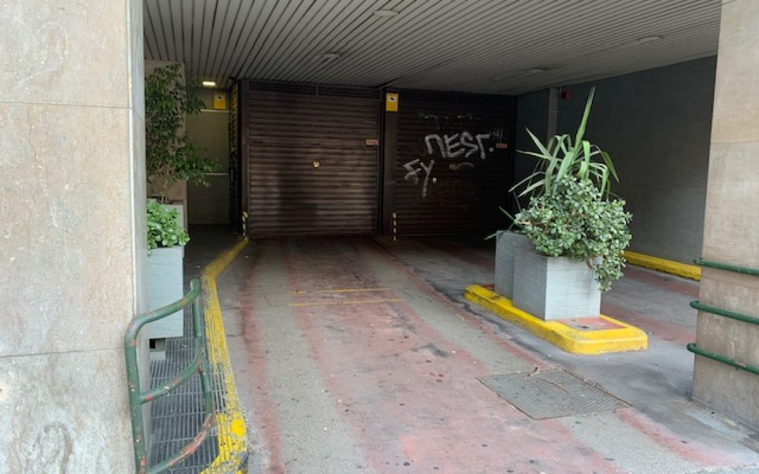 Alquiler Plaza de Parking Cl Marina Ref. 2AP.09