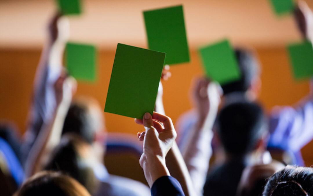 Acuerdos por unanimidad en una comunidad de propietarios
